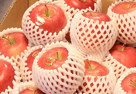 北のプレミアムフード館 セレクトフードショップ 旬のりんご