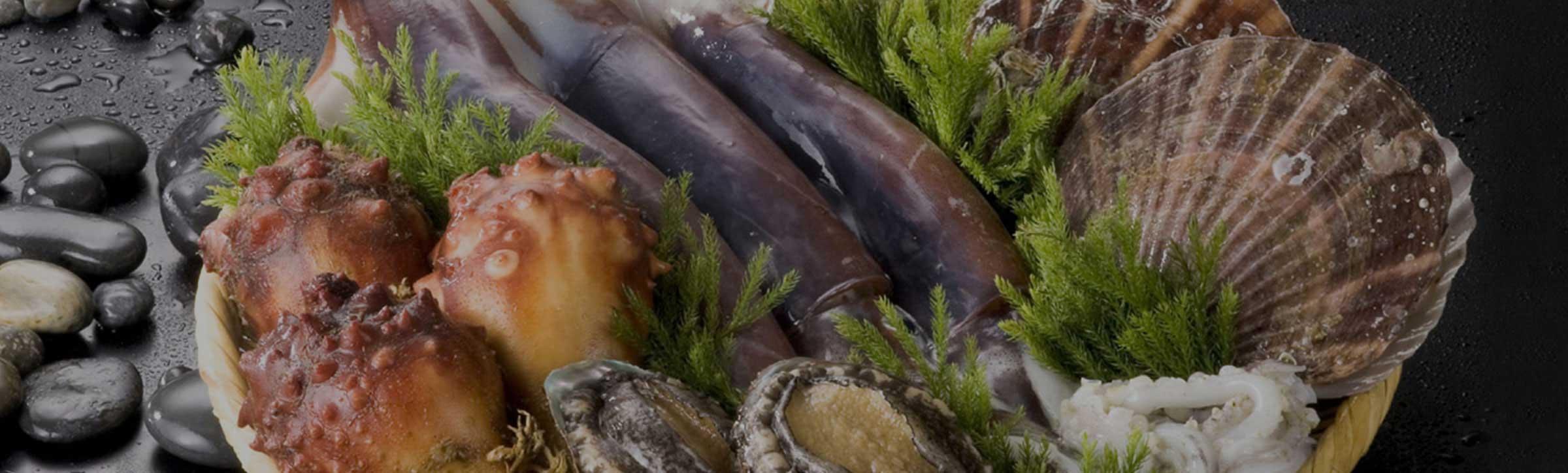 世界有数の漁場の一つとされ豊富な海の幸 岩手県