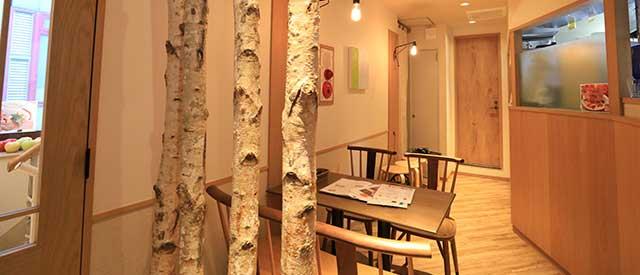 北プレ カフェ